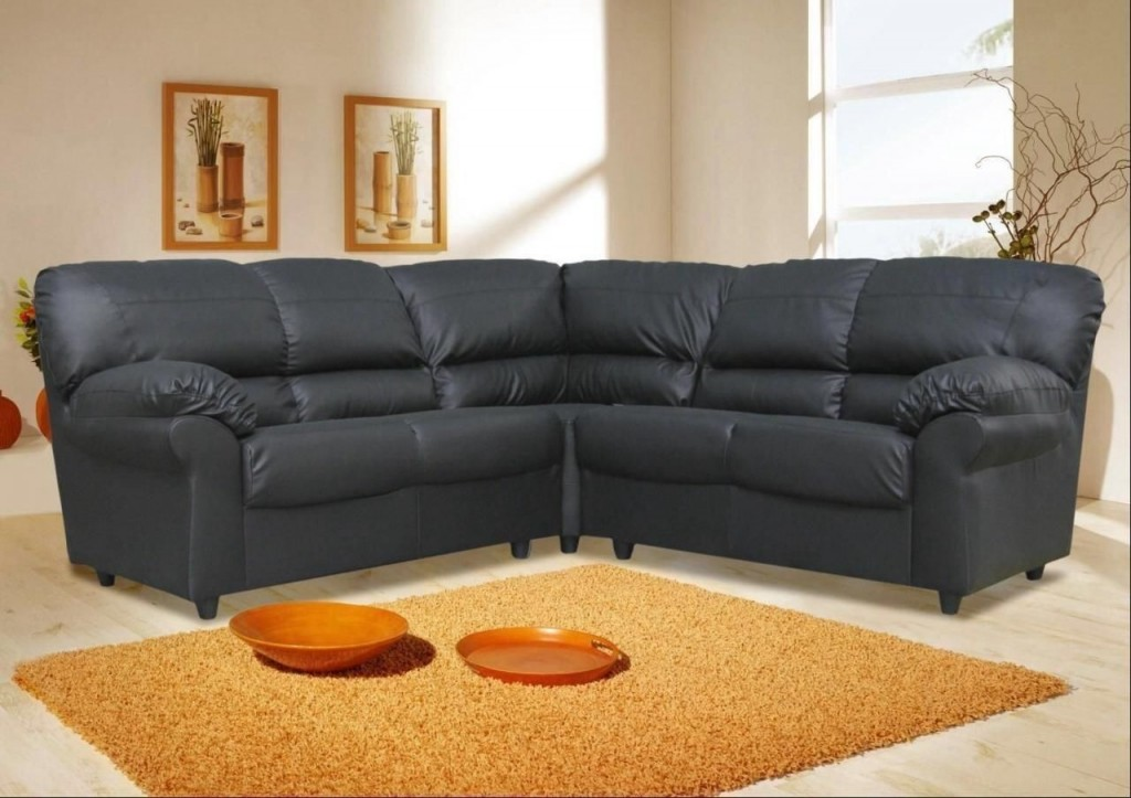Black Leather Sofa Archives - RJF Furnishings