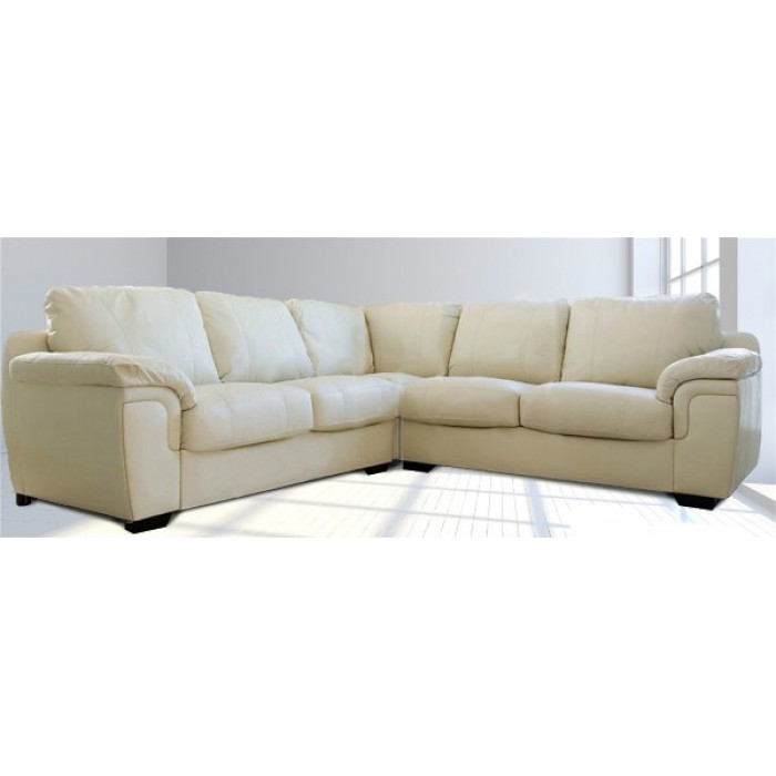 Alma Sofa Black/Beige/Cream - RJF Furnishings