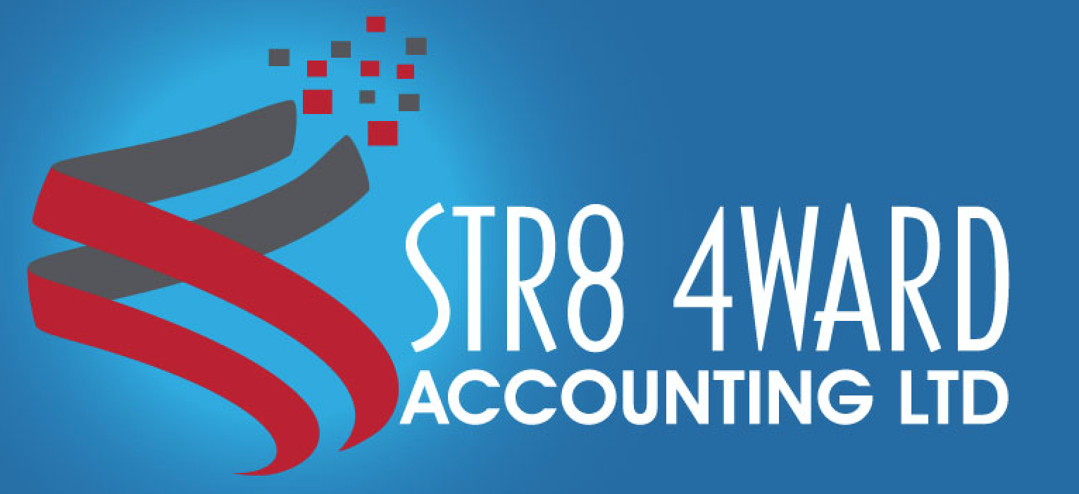 Stra84ward Accounting Logo