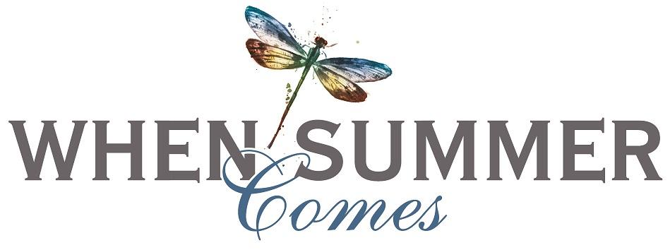 When Summer Comes Logo